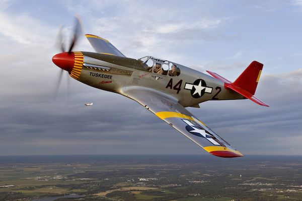 P-51 Mustang - CAF Red Tail Squadron