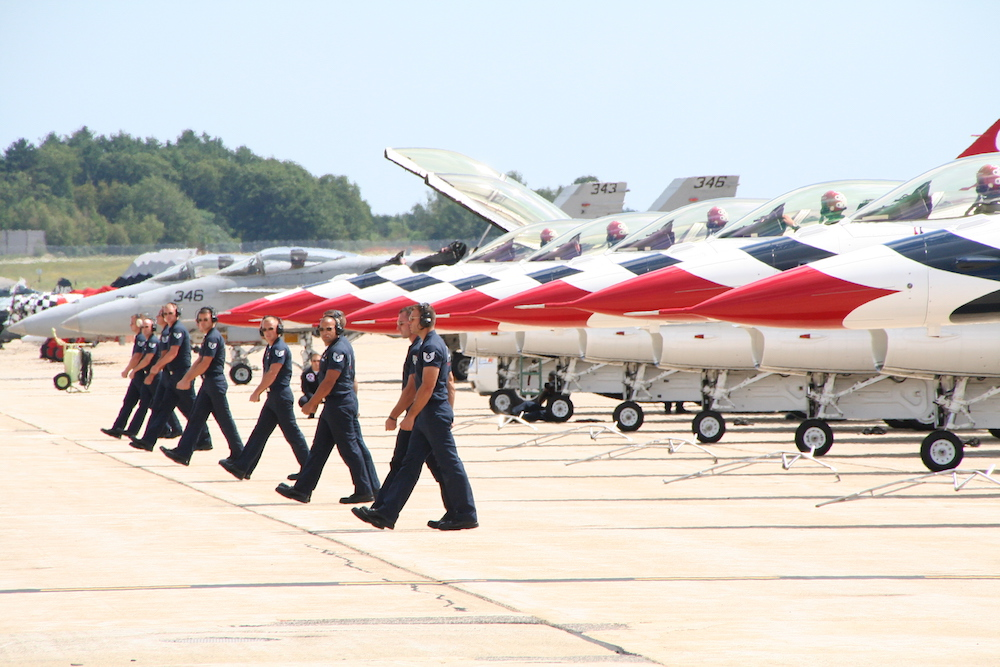 Event Schedule | Fort Wayne Air Show