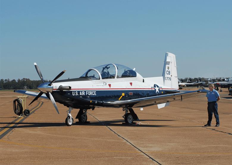 U.S. Air Force T-6 Texan II